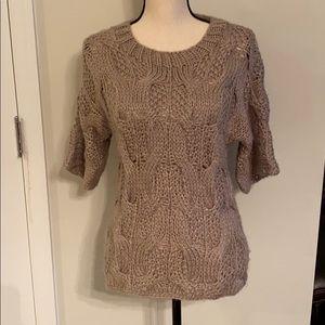 Gianni Bini 3/4 length sweater Sz L